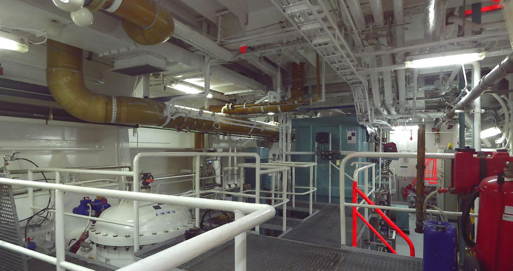 Tecnoteam srl energia e ambiente. navale, impianti chimici
