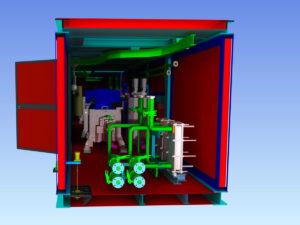 AKER STATOIL Hydraulic Power Unit