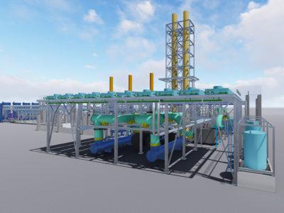 ACEA Impianto di cogenerazione 83 MW