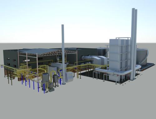 SFIR Cogenerazione 39 MW