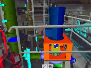Costa Magica Impianto di trattamento gas scarico motori