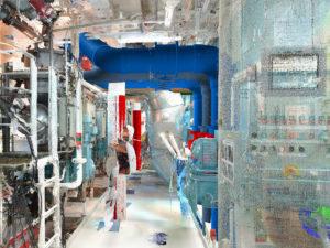 Costa Mediterranea Trattamento Gas Scarico Motori Scrubber