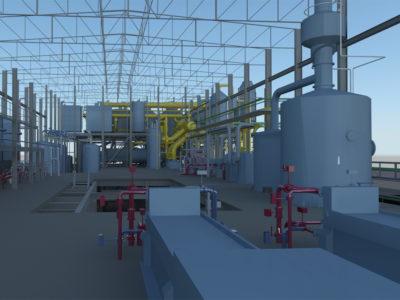 SFIR SPA impianto di raffinazione canna di zucchero cP 450 t/anno